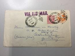 GÄ30616 USAGanzsache Stationery Entier Postal UC 3 From San Francisco To Partenkirchen - Ganzsachen