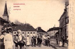 ORASTIE - HUNEDOARA / SZÁSZVÁROS / BROOS - CARTE POSTALE PRÉCURSEUR / FORERUNNER ~ 1900 (ad483) - Roumanie