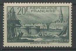 394**  St. Malo 1938 C. 100,-E - France