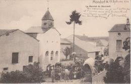 MONDORF LES BAINS - LE MARCHE DU MERCREDI - NELS SERIE 3 N° 22 - Mondorf-les-Bains