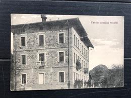 CANEVA ALBERGO RINOLDI  1915 - Udine