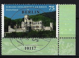 BUND Mi-Nr. 3049 Eckrandstück Rechts Unten Gestempelt - [7] République Fédérale