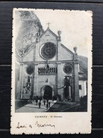 GEMONA IL DUOMO 1915 - Udine