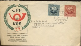 1949. FDC. U.P.U. - FDC
