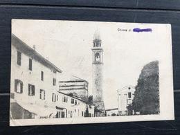 CHIESA DI RIVIGNANO 1917 - Udine