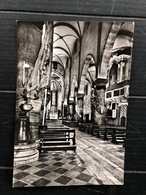GEMONA DEL FRIULI INTERNO DUOMO ILLUMINATO  1969 - Udine