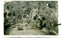 Amerique Sud Paraguay Tribu Indienne Charotos Seins Nus Nues Vintage Photo 1926 - Süd-, Ost-, Westafrika