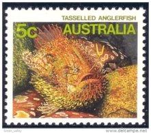 151 Australia Anglerfish MNH ** Neuf SC (AUS-271) - Fishes
