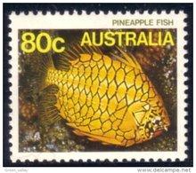 151 Australia Pineapple MNH ** Neuf SC (AUS-274) - Fishes