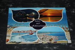 8630      SALUTI DALL' ADRIATICO - Italien