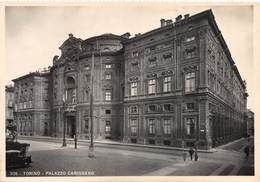 "0831 ""TORINO -PALAZZO CARIGNANO-  CART. ORIG. - Palazzo Carignano"
