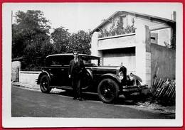 PHOTO Photographie Amateur : Automobile Auto Voiture Limousine Car ... - Automobiles