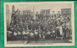 Arras (62) Fanfare De L'Orphelinat Halluin 2scans Trompette Tuba Cor Tambours Grosse Caisse Augé Bajus Andrieu Lahaye - Arras