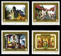 LIECHTENSTEIN 1978 Nr 706-709 Postfrisch SB45F8E - Liechtenstein