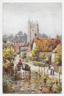 H.B. Wimbush - Carisbrooke I.O.W.- Tuck OIlette 7573 - Tuck, Raphael