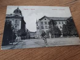 Postcard - Croatia, Zagreb      (28783) - Kroatië