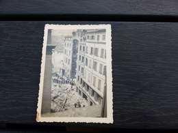 P-23 , Photo MARSEILLE, Quartier Du Vieux Port, Explosion De Gaz - Luoghi
