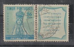 TIMOR CE AFINSA 285 - USADO - Timor