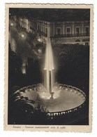 1977 - BRINDISI FONTANA MONUMENTALE VISTA DI NOTTE 1940 - Brindisi