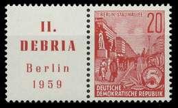 DDR ZUSAMMENDRUCK Nr WZd20 Postfrisch WAAGR PAAR X00E84E - [6] Repubblica Democratica