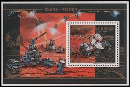Guinea 1988 - Mi-Nr. Block 303 ** - MNH - Raumfahrt / Space - Mars - Guinea (1958-...)