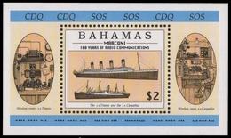 Bahamas 1996 - Mi-Nr. Block 79 ** - MNH - Schiffe / Ships - Bahamas (1973-...)