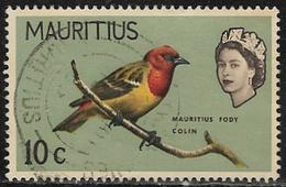 Mauritius SG321 1965 Definitive 10c Good/fine Used [40/32931/1D] - Mauritius (...-1967)