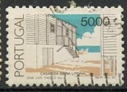 Portugal 1985 Y&T N°1642 - Michel N°1665 (o) - 50e Maison De Beira - 1910-... République