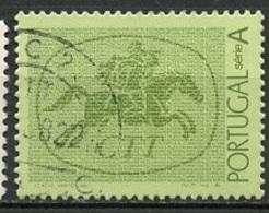 Portugal 1985 Y&T N°1653 - Michel N°1676 (o) - A Logo De La Poste - 1910-... République