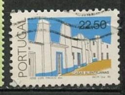 Portugal 1986 Y&T N°1660 - Michel N°(?) (o) - 22,50e Maison D'Alentejo - 1910-... République