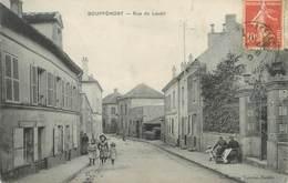 """/ CPA FRANCE 95 """"Bouffémont, Rue Du Lavoir"""" - Bouffémont"""