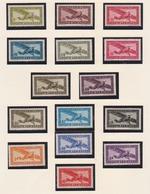 INDOCHINE            N°  YVERT   PA 24/28    NEUF SANS CHARNIERE      ( Nsch 02/13 ) - Indochine (1889-1945)