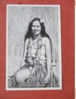 Hula Girl Hawaiian Islands    > Ref 3778 - Amérique