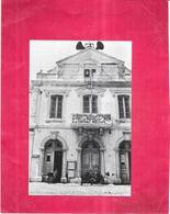 PORT LA NOUVELLE - 11 - Banderole Sur La Mairie  : NON AU NUCLÉAIRE - BES1 - - Port La Nouvelle