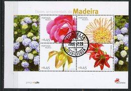 Madère - Madeira - Portugal Bloc Feuillet 2006 Y&T N°BF32 - Michel N°B(?) (o) -  Fleurs De Madère - Madère