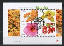 Madère - Madeira - Portugal Bloc Feuillet 2006 Y&T N°BF33 - Michel N°B(?) (o) - Fleurs De Madère - Madère