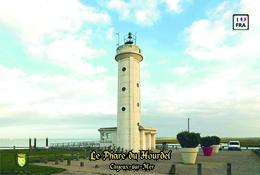 Set 6 Cartes Postales, Phares, Lighthouses Of Europe, France, Cayeux-sur-Mer, Le Phare Du Hourdel - Vuurtorens