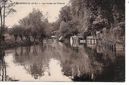 94 - MANDRES - Les Bords De L'Yerre - Mandres Les Roses