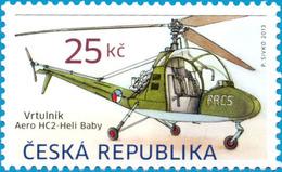 ** 757 Czech Republic Helicopter 2013 - Helicópteros