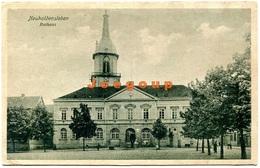 Postkarte Hinkerlmann Rathaus Neuhaldensleben Sajonia Anhalt Deutschland - Germania