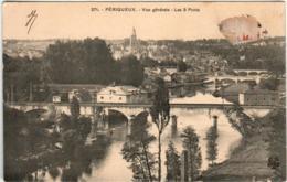 51bz 514 CPA - PERIGUEUX - VUE GENERALE - Périgueux