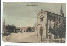 Milhaud Place Du Castellas - Autres Communes
