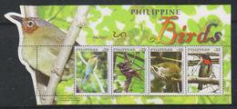 Filippine Philippines Philippinen Pilipinas 2019 Philippine Birds - SS -  MNH** - Filippine