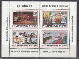 Filippine Philippines Philippinen Pilipinas 2019 Philippine Rivers - SS -  MNH** - Filippine