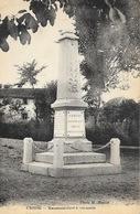 Urbise (Loire) Monument élevé à Nos Morts - Photo Max Matrat - Carte Non Circulée - Oorlogsmonumenten