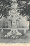 L'Etrat (Loire) Monument Aux Morts De La Grande Guerre - Edition P. Chanal - Carte N° 215 Non Circulée - Oorlogsmonumenten