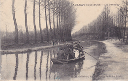 BACDEC19- AULNAY SOUS BOIS EN SEINE SAINT DENIS  LE PASSEUR  CPA  CIRCULEE - Aulnay Sous Bois