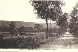 DAMBELIN - 25 - Doubs - Entrée Du Village - Andere Gemeenten