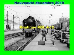 AL 628 - Loco 231 G 227 évoluant En Gare - TOURS - Indre Et Loire - SNCF - Tours