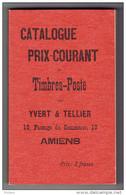 FRANCE, CATALOGUE YVERT & TELLIER 1897, (comme Neuf). - Frankrijk